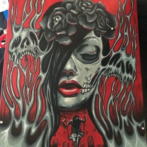 Hand painted Canvas picture